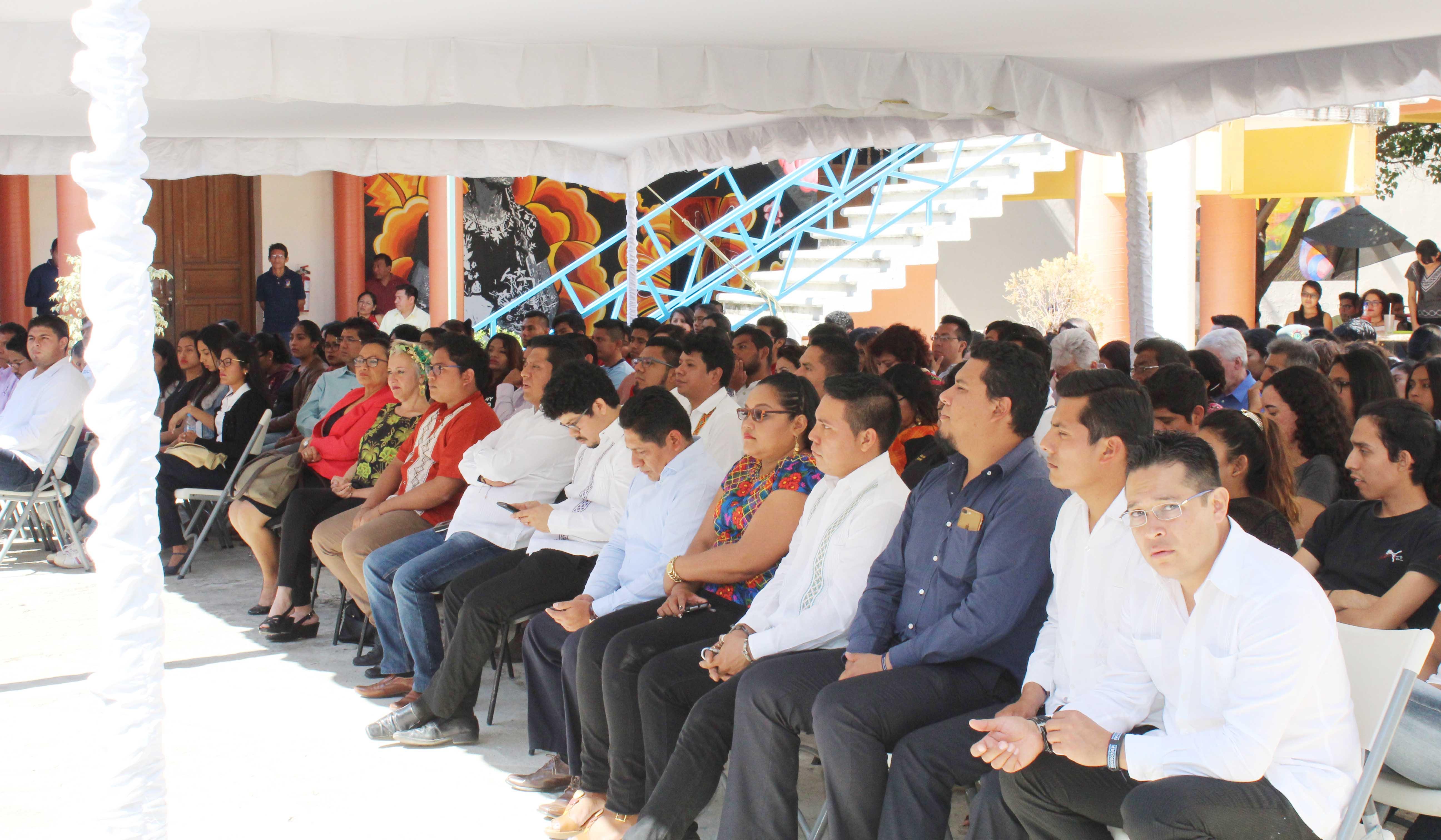 Facultad de Idiomas Tehuantepec