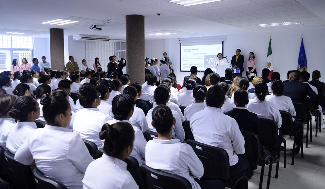 Enfermería CU Informe 2