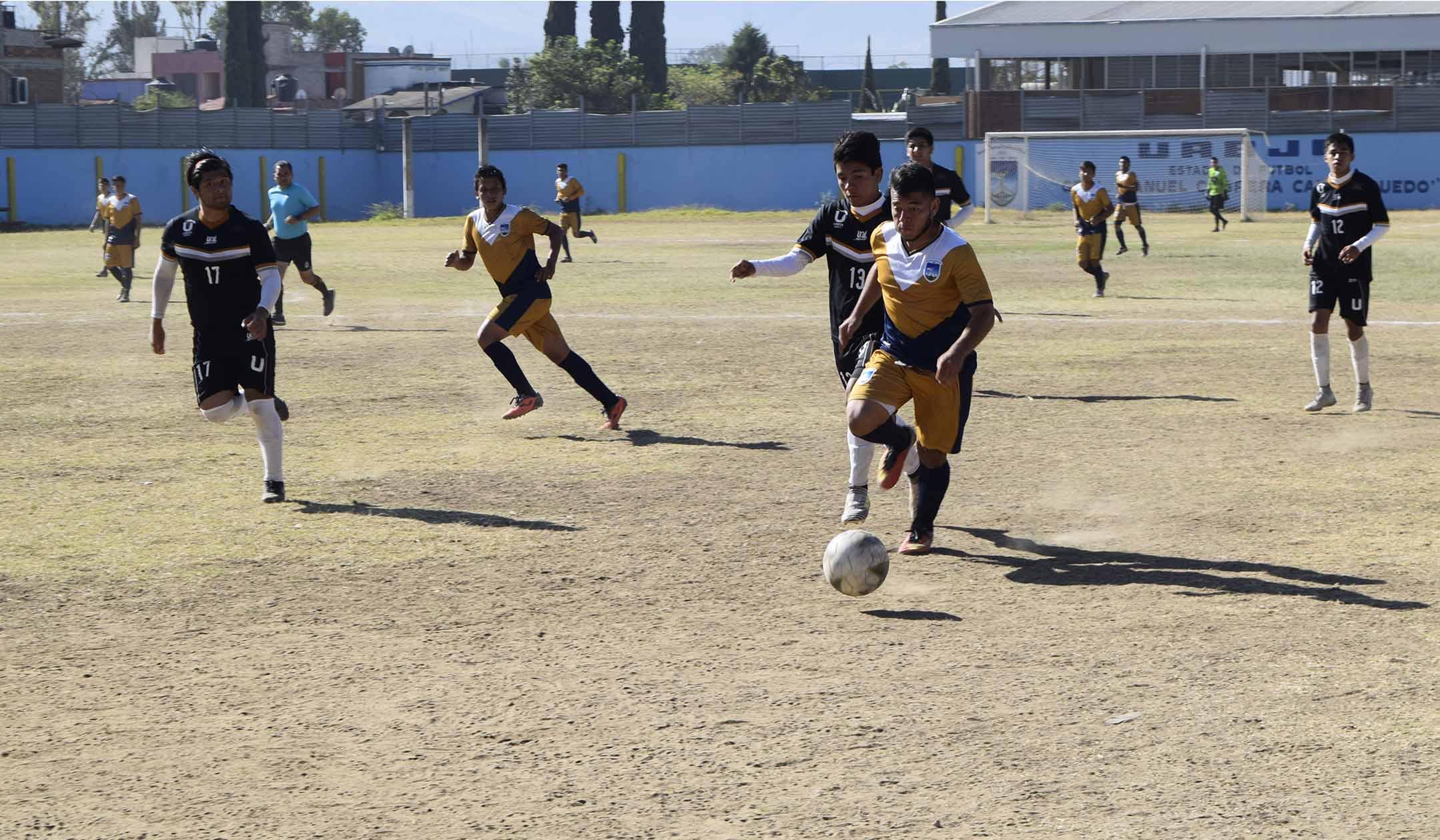 Gavilanes futbol campeones