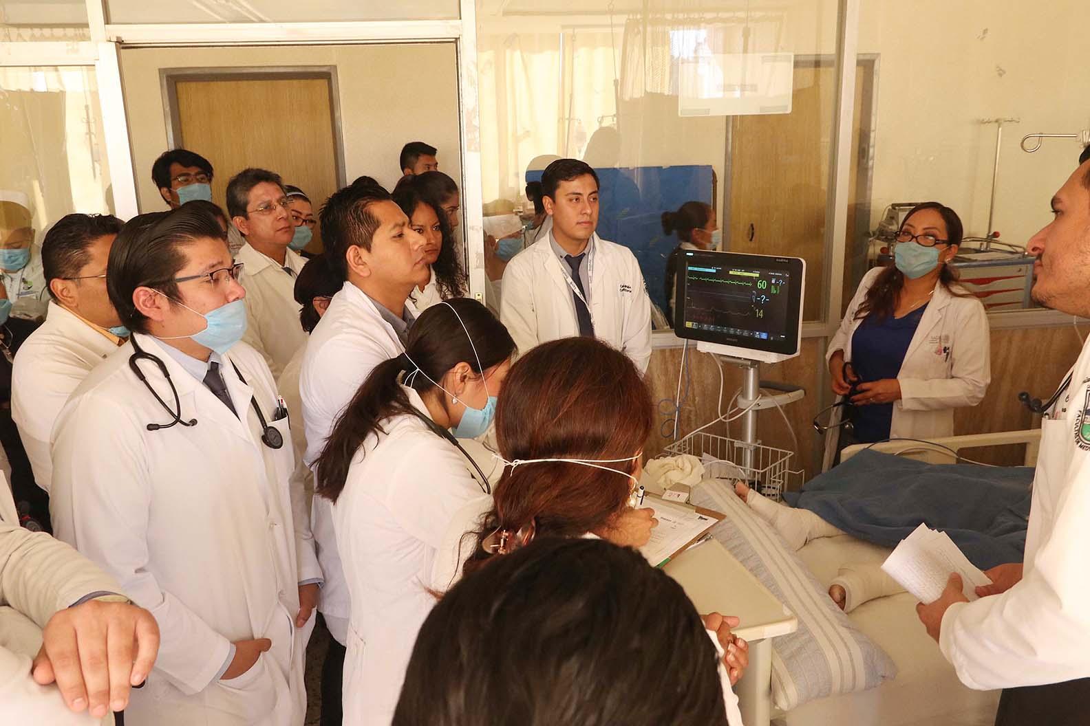 Facultad de Medicina clases 2