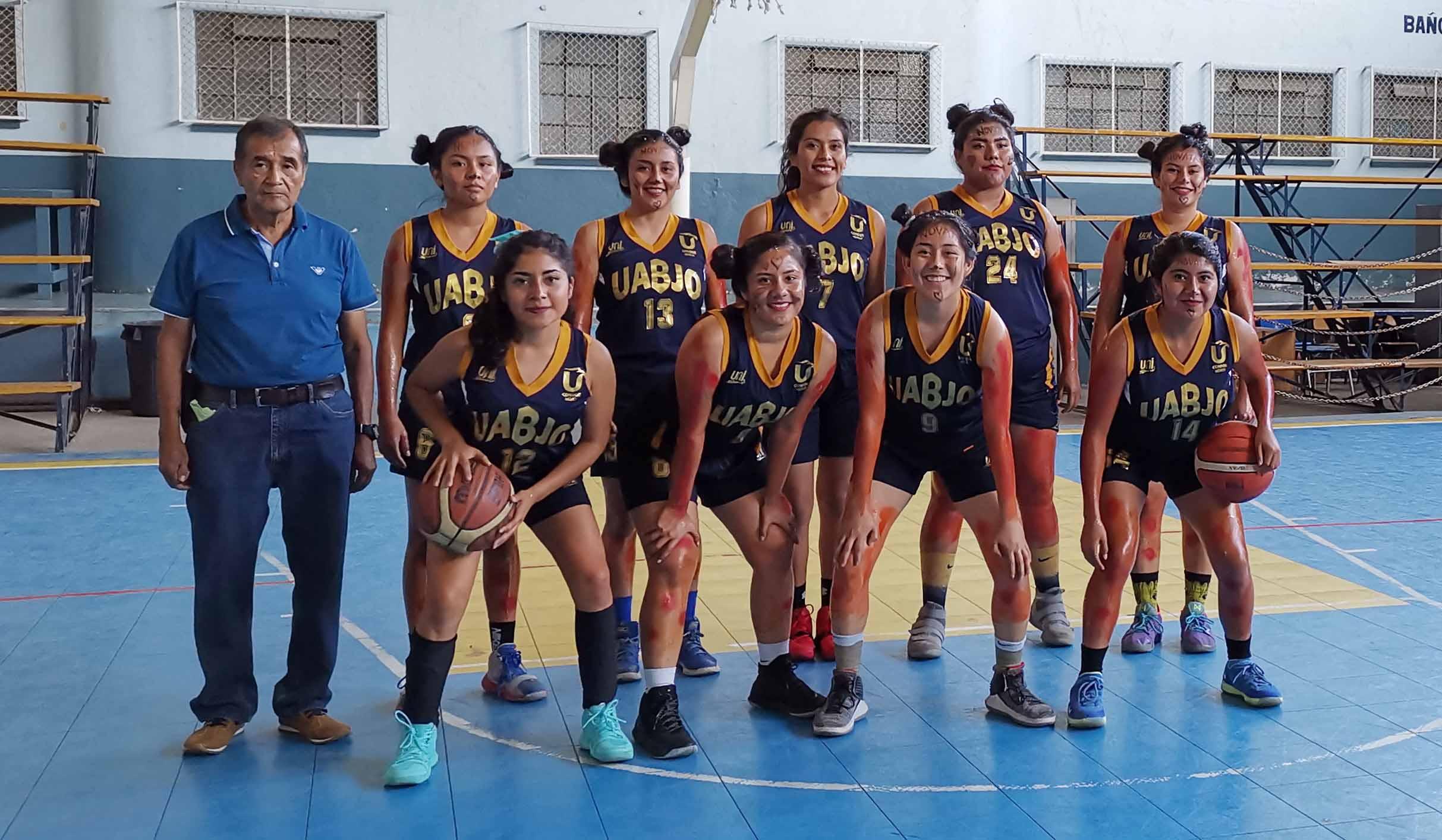 Gavilanes campeones basquetbol 2