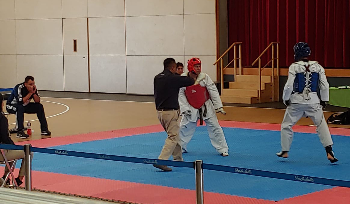 Taekwondo campeones UABJO